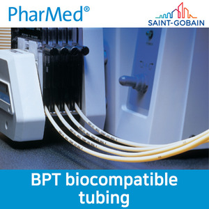 PharMed® BPT biocompatible tubing