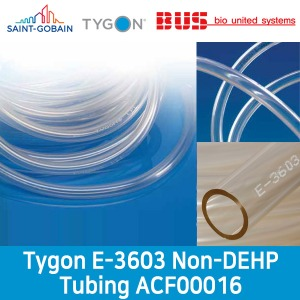 TYGON® E-3603 non-DEHP laboratory and vacuum tubing